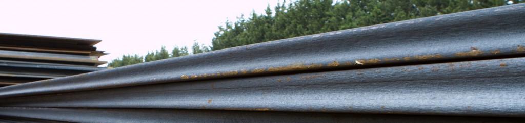 Sebden Steel Reversing Mill Plate